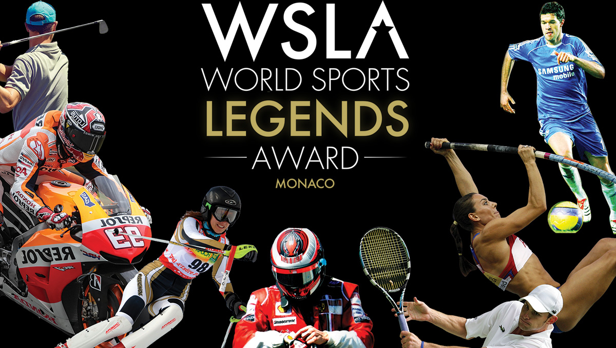 World Sports Legends Award
